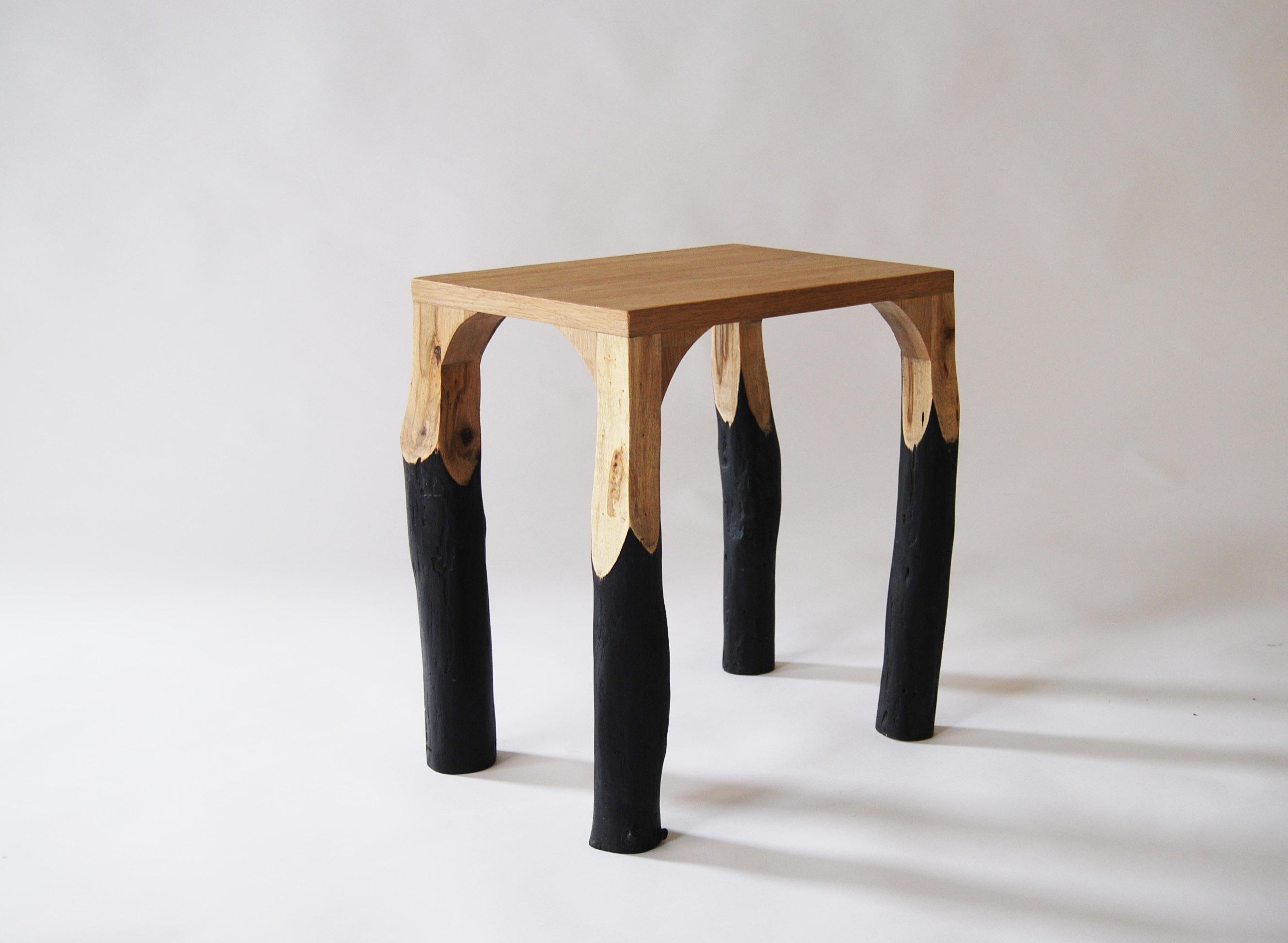 table basse bois jean damien badoux